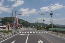 中央橋(左折)